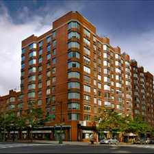 Rental info for Archstone West 96th in the New York area