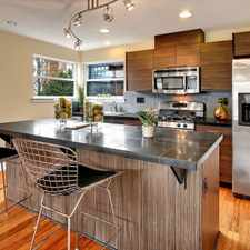 Rental info for Ballard Townhouse Rental - 2 bedrooms in the Ballard area