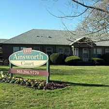 Rental info for Ainsworth Court Apartments in the Northwest area