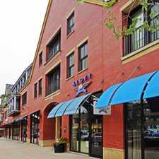 Rental info for ALOFT at the Glen Town Center Apartments in the Glenview area
