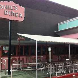 Photo of Phil's Diner in North Hollywood, Los Angeles