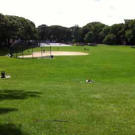 Photo of Jean B Waldstein Playground in Brookline