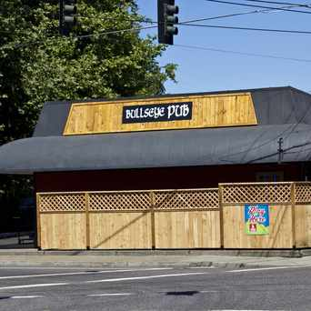 Photo of Bullseye Pub in West Portland Park, Portland