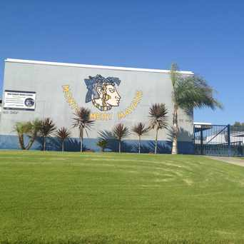 Photo of Montgomery Middle School in Otay Mesa West, San Diego