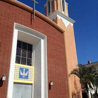 Photo of Holy Spirit Catholic Church in Oak Park, San Diego