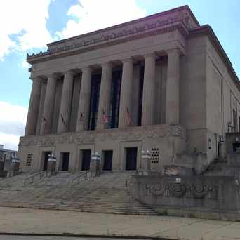Photo of Worcester Memorial Auditorium in Worcester