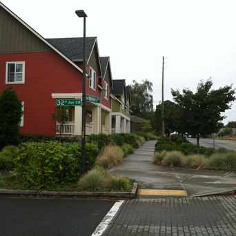 Photo of SW MORGAN ST & LANHAM PL SW in High Point, Seattle