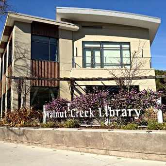 Photo of Walnut Creek Library - Contra Costa County Library in Walnut Creek