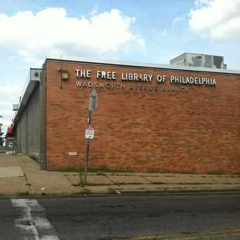Photo of Free Library of Philadelphia in Cedarbrook, Philadelphia