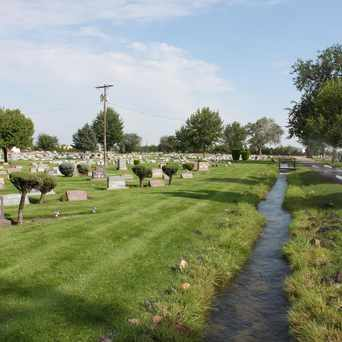 Photo of Meridian Cemetery in Meridian