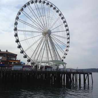 Photo of The Seattle Great Wheel in Waterfront, Seattle
