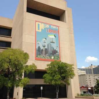 Photo of J. Erik Jonsson Central Library in Dallas