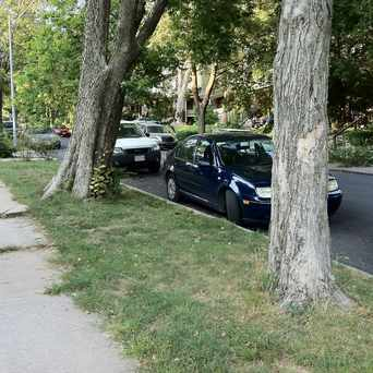 Photo of Street Parking in South Hyde Park, Kansas City