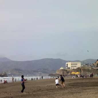 Photo of Ocean Beach in Outer Sunset, San Francisco