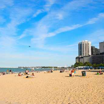 Photo of Oak Street Beach in Gold  Coast, Chicago