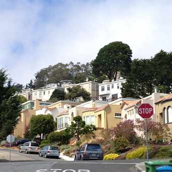 Photo of Monterey Blvd & Valdez Ave in Westwood Park, San Francisco