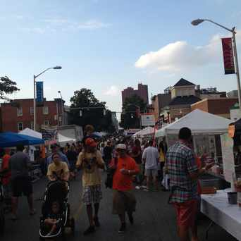 Photo of Federal Hill Street Beat Festival in Federal Hill, Baltimore