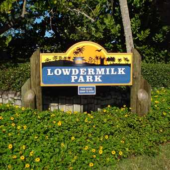 Photo of Lowdermilk Park Pavilion in Naples