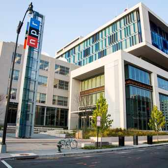 Photo of NPR in NoMa, Washington D.C.