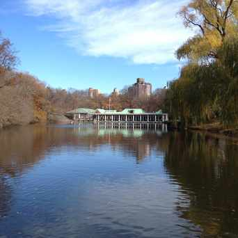 Photo of The Loeb Central Park Boathouse in Upper East Side, New York