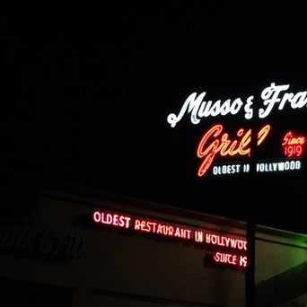 Photo of Musso & Frank Grill in Hollywood, Los Angeles