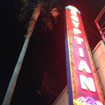 Photo of Egyptian Theatre in Hollywood, Los Angeles