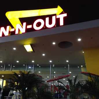 Photo of In-N-Out Burger in Westwood, Los Angeles
