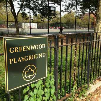 Photo of Greenwood playground in Greenwood, New York