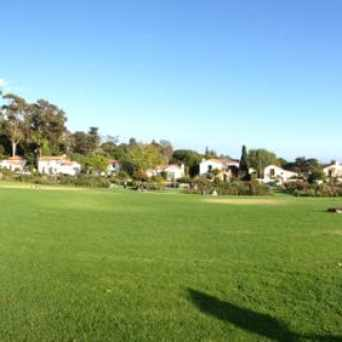 Photo of Mission Park in Lower Riviera, Santa Barbara