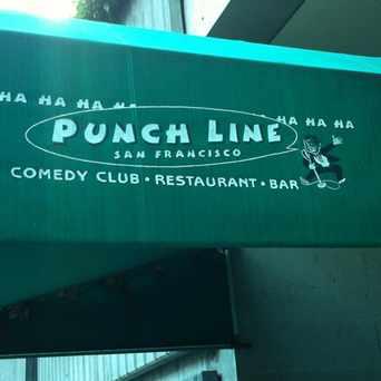 Restaurants Near Punchline Comedy Club San Francisco Ca