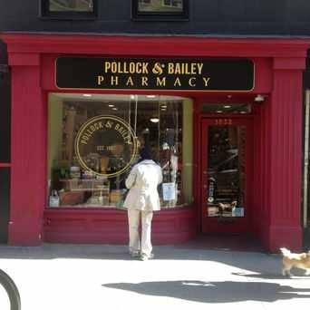 Photo of Pollock & Bailey Pharmacy in Sutton Place, New York