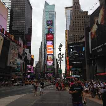 Photo of Times Square in Midtown, New York
