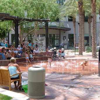 Photo of Kierland Commons Splashpad in Paradise Valley, Phoenix