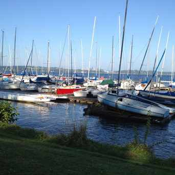 Photo of Leschi Marina in Leschi, Seattle