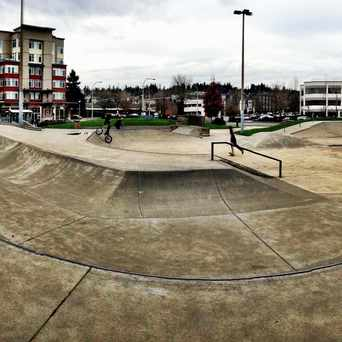 Photo of Skatepark By Redmond TC in Redmond