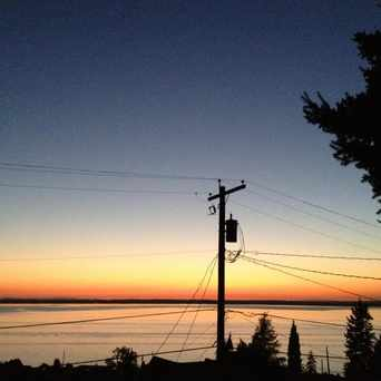 Photo of Bellingham Bay Sunset in South Hill, Bellingham