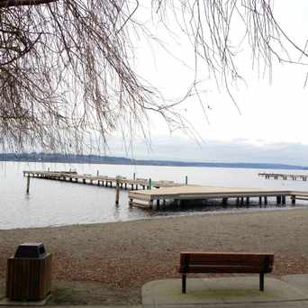 Photo of Houghton Beach Park in Lake View, Kirkland