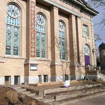 Photo of St. Paul Methodist Church in North Capitol Hill, Denver