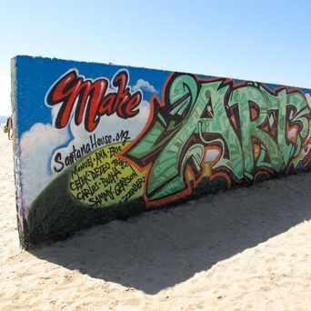 Photo of Venice Public Art Walls in Los Angeles
