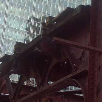 Photo of Wells Street Bridge in The Loop, Chicago