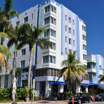 Photo of Art Deco District in Miami Beach