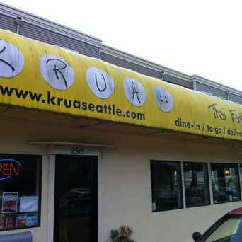 Photo of Krua Thai Family Kitchen in Ravenna, Seattle