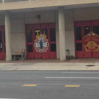 Photo of Engine Co. 2 in Judiciary Square, Washington D.C.