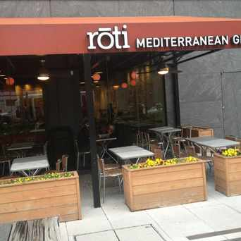 Photo of Roti Mediterranean Grill in Foggy Bottom, Washington D.C.