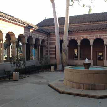 Photo of Hoose Library of Philosophy in South Los Angeles, Los Angeles