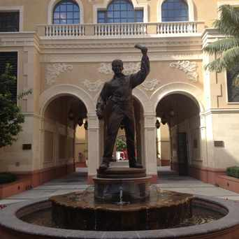 Photo of USC School of Cinematic Arts in South Los Angeles, Los Angeles