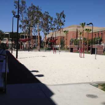 Photo of USC Beach Volleyball Court in South Los Angeles, Los Angeles