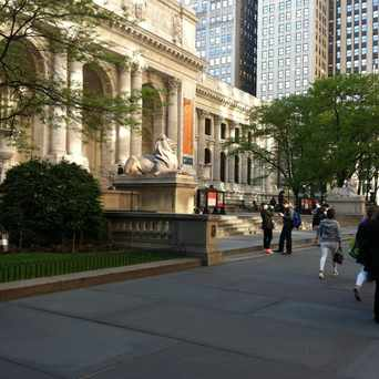 Photo of New York Public Library in Garment District, New York