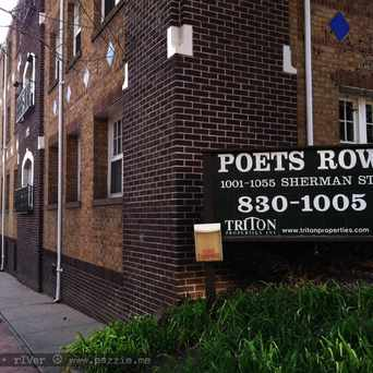 Photo of Poets Row Apartments in Capitol Hill, Denver