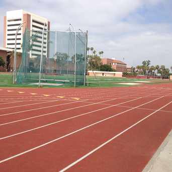 Photo of Loker Track Stadium in South Los Angeles, Los Angeles